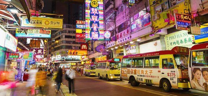 renewable energy in Hong Kong