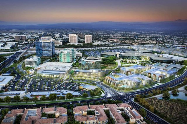 energy storage Irvine Business Park California