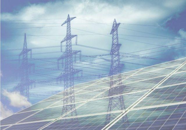 tilt solar facility