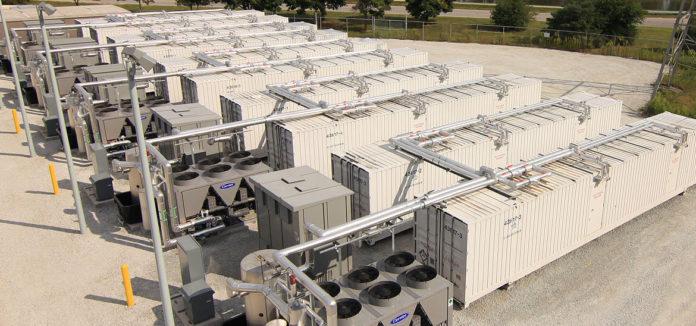US energy storage