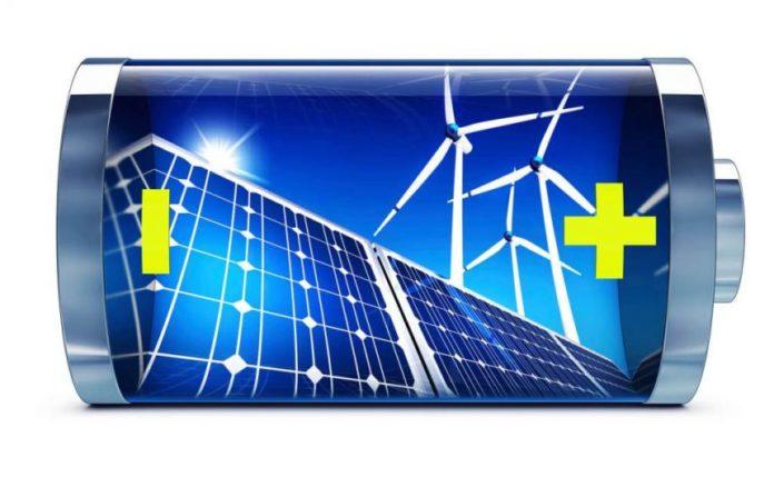energy storage market