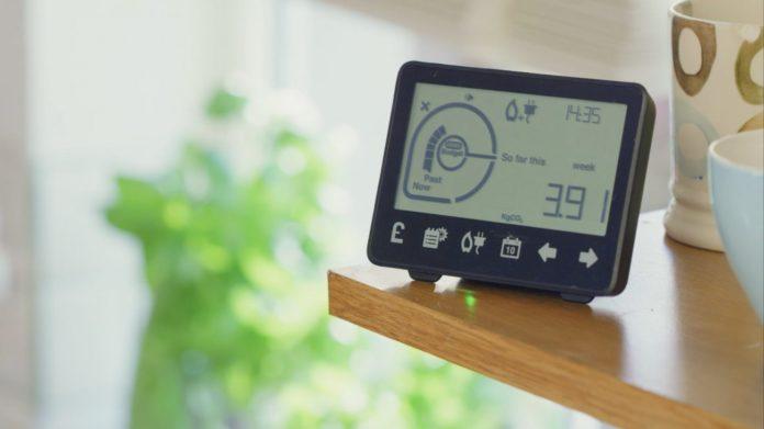 smart metersrollout, consumption