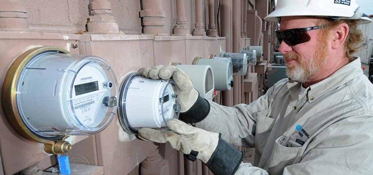 SaskPower smart meters installation