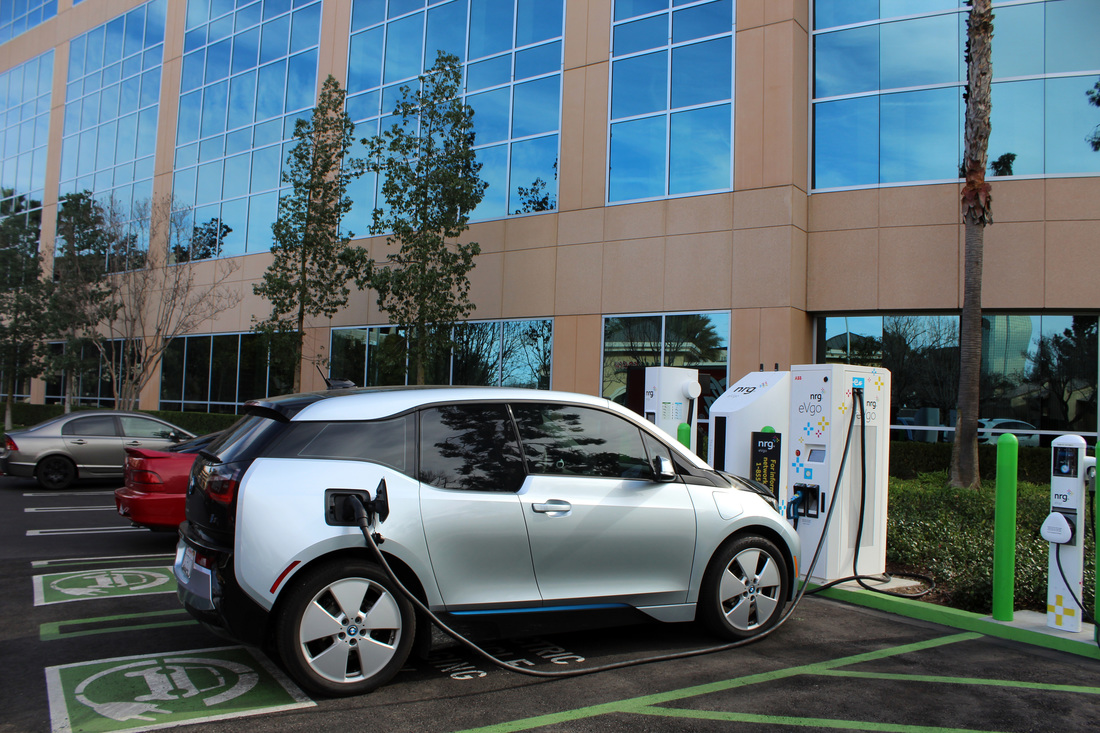 EVs charging infrstructure