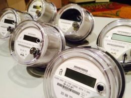 Versant Power Itron smart payment meters