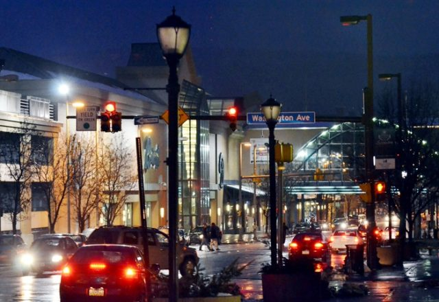 energy efficient streetlights