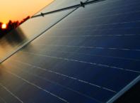 India solar park