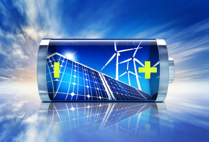 battery storage projects