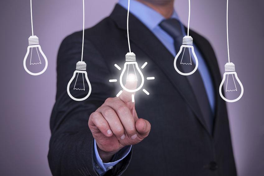 smart LED streetlights