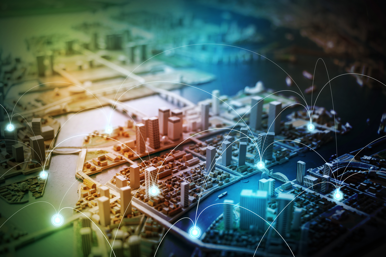 IoT communications network