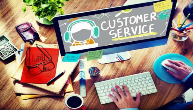 customer service centers