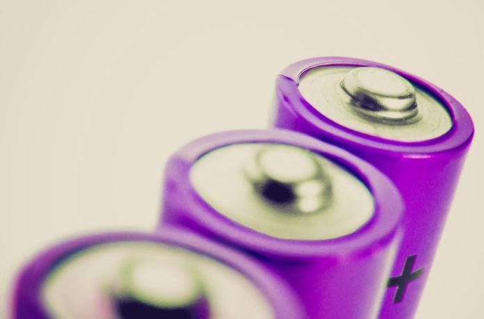 nickel zinc batteries