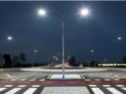 smart streetlights project