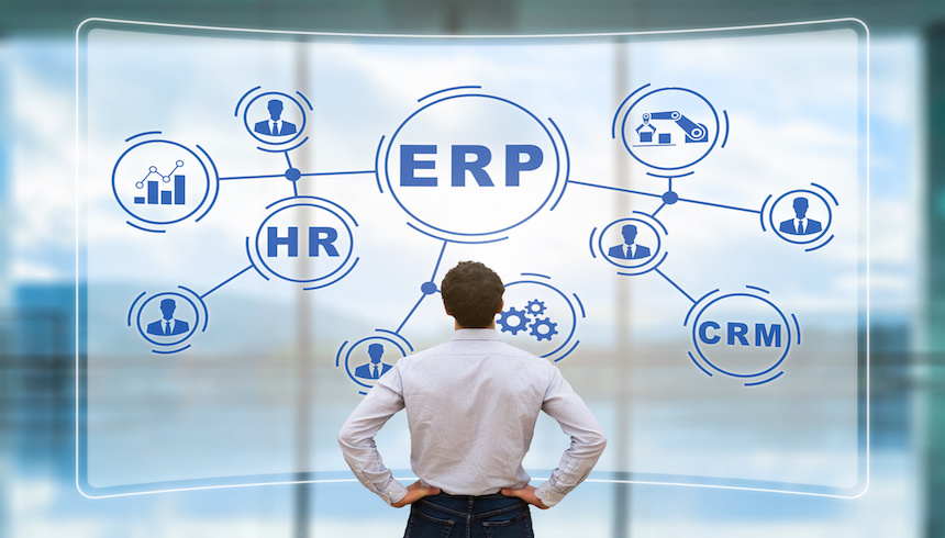 ERP and IoT integration is vital for industrial concerns | Smart ...