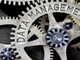 IoT data management; meter data management software