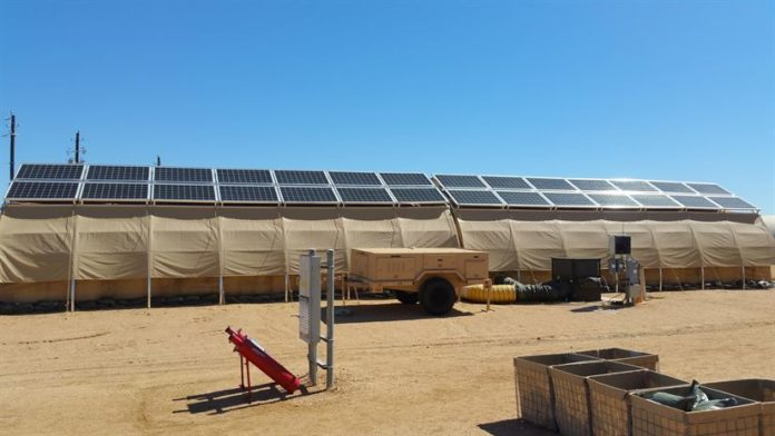 military microgrids