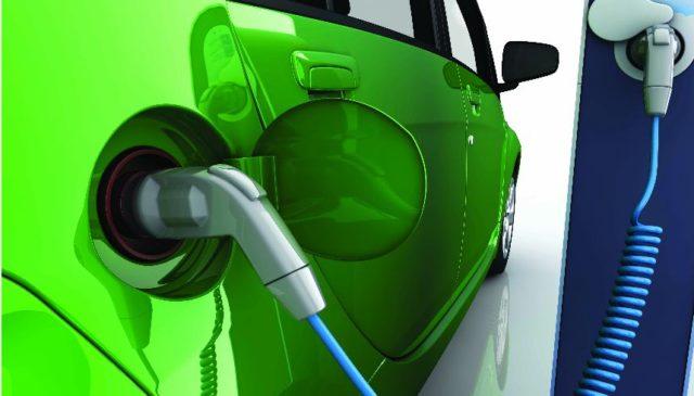 China EV charging stations