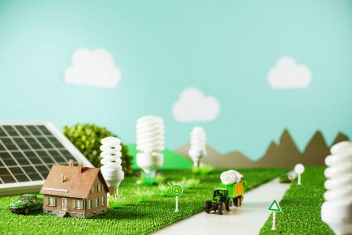 energy transition model