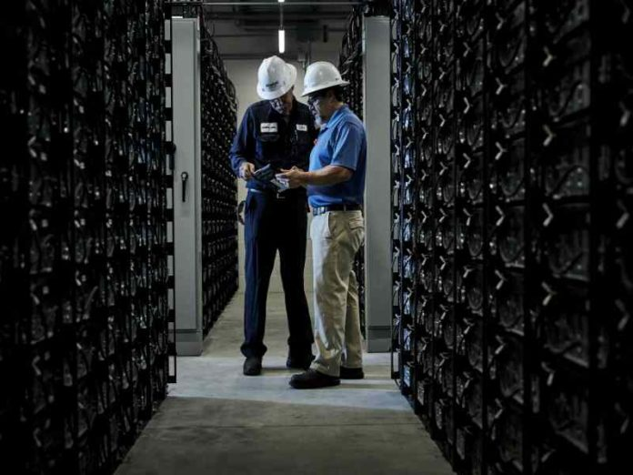 storage, Pomona Energy Storage facility