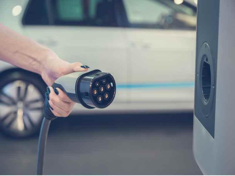 Porsche EV charging