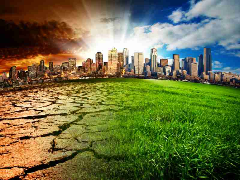 emissions, climate change south asia
