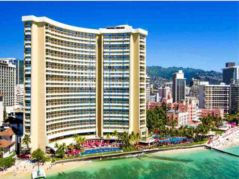 Sheraton Waikiki