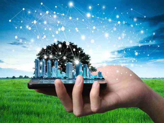 environmental sustainability smart cities