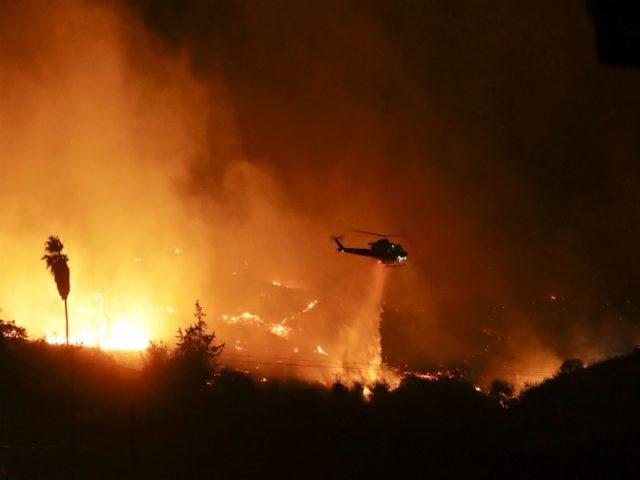 PG&E wildfire