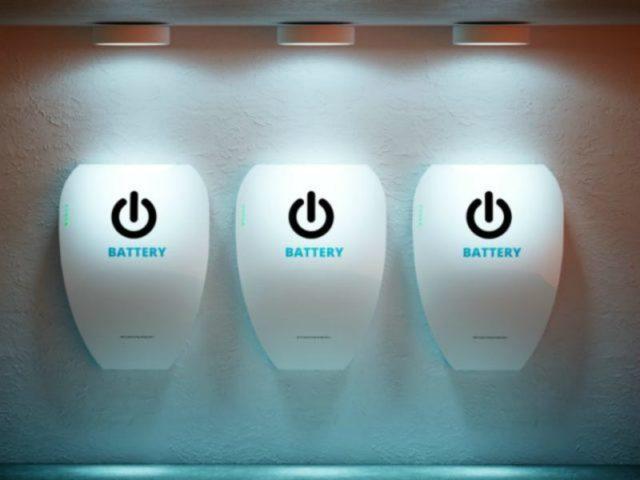 Global energy storage