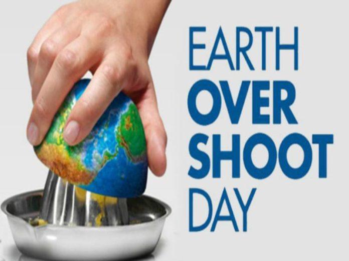 earth overshoot