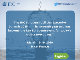 IDC European Utilities Executive Summit