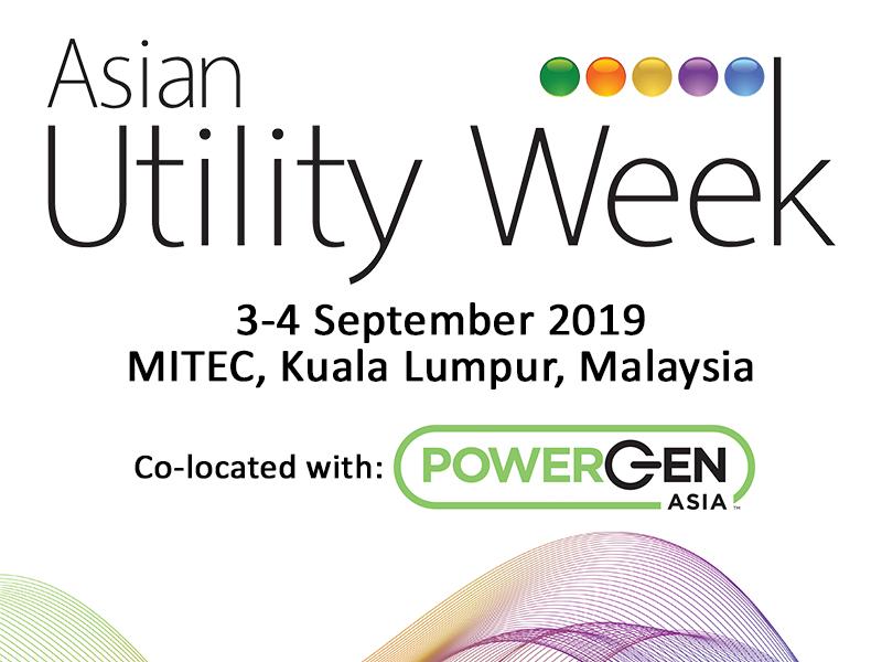 Asian Utility Week 2019