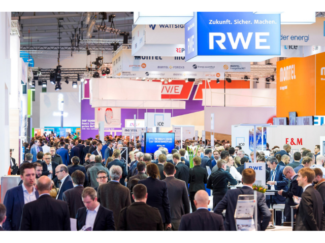 Europe's Leading Fair in the Energy Industry from February 5 to 7, 2019