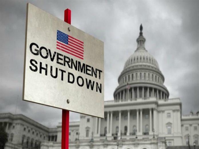 partial shutdown
