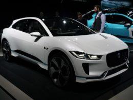 Electric Jaguar Car of the year