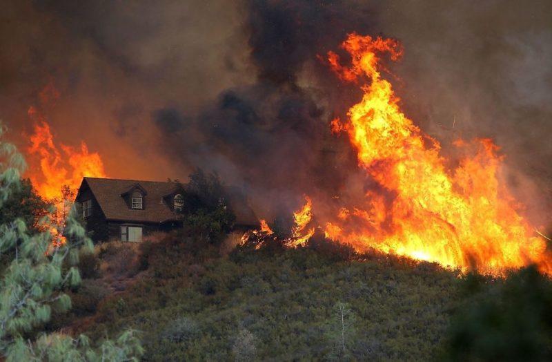 PG&E Wildfire fund