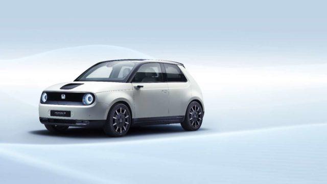 Honda Europe Electric Vehicle