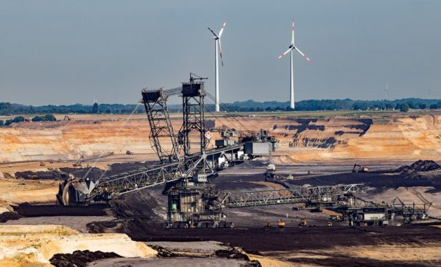 Renewables in mining