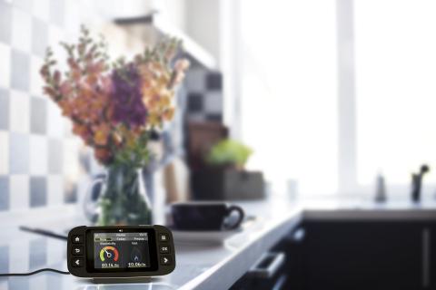 home energy display