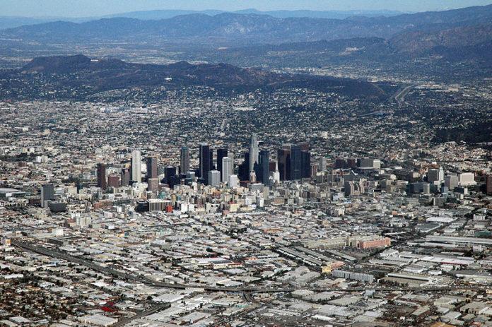 zero carbon, Los Angeles