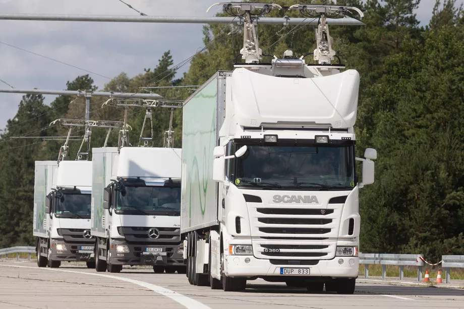 Germany trials Siemens electric highway technology