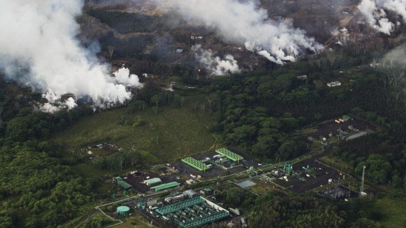 Hawaii geothermal