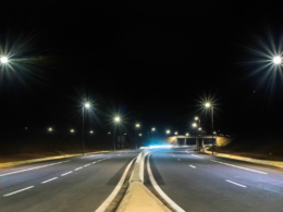 smart street lighting Australia