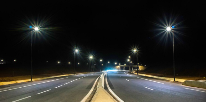 smart street lighting Australia
