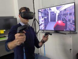utility virtual reality