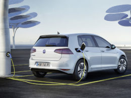 VW charging points