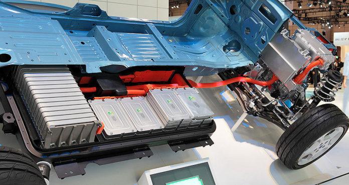 Poland EV battery