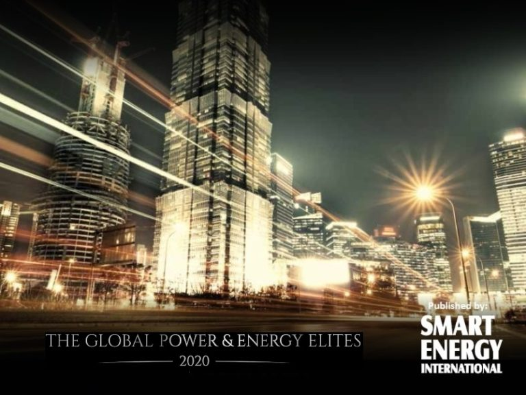 Are you a Global Power & Energy Elite?