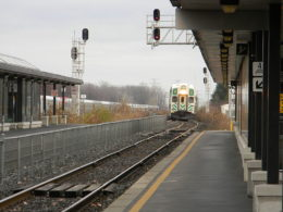 Solar rail