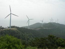 Wind energy global